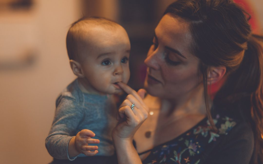 Teething, or a Cold? How to Tell